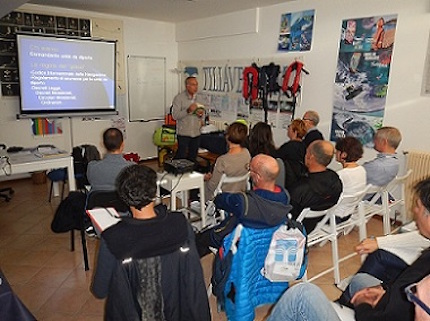 formazione il safety emergency and sea survival course for all