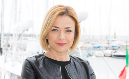 simona del re nuova communication and branding manager di perini navi