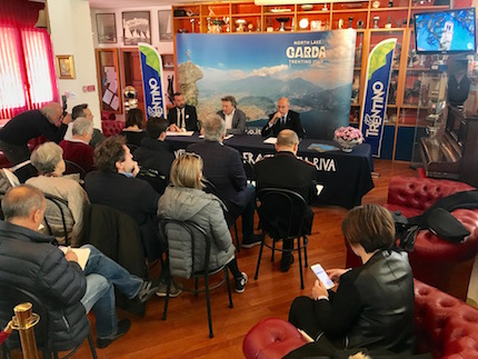 il lake garda meeting optimist di riva del garda