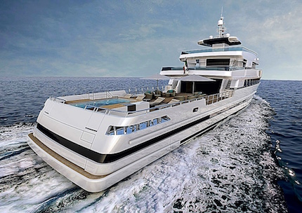 due nuovi concept custom di rosetti superyachts al palm beach international boat show 2018