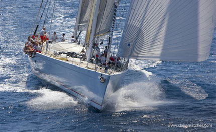 the superyacht cup palma boasts growing fleet with grace pace and pedigree