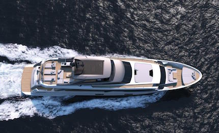 zuccon international project firma nuovi yacht sanlorenzo