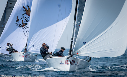 la melges 20 world league ritorna in italia con la tappa di marina di scarlino