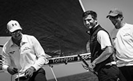 melges 20 mascalzone latino jr in regata marina di scarlino
