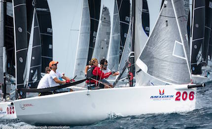 gran finale alla marina di scarlino per act della melges 20 world league