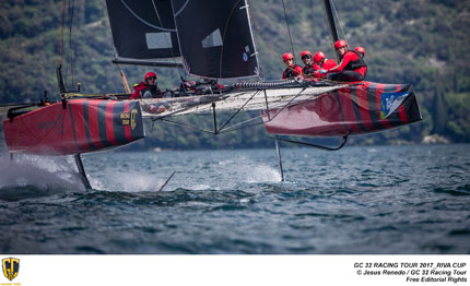 lagos al debutto sul circuito gc32 racing tour