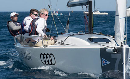porto cervo audi invitational newport harbor yacht club guid la classifica