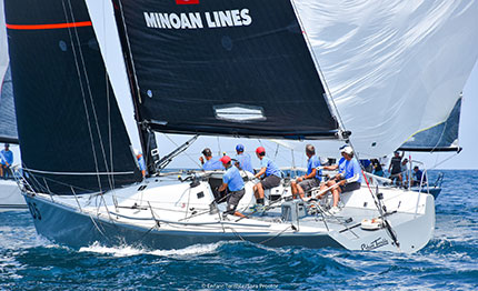 verve cup offshore regatta enfant terrible secondo chicago
