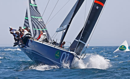 52 super series azzurra all assalto di quantum