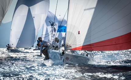 melges 32 world league comanda il tedesco wilma