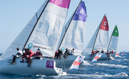 porto cervo al via la finale dell audi italian sailing league