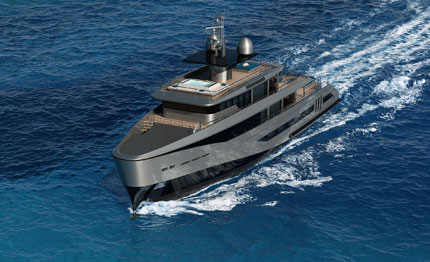 floating life lo yacht in multiproprieta