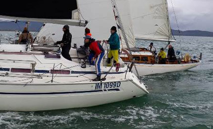 seconda prova dell 8217 argentario coastal race