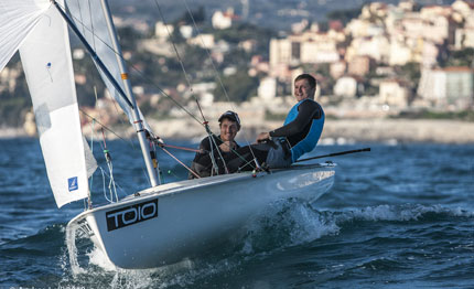 conclusa la imperia winter regatta
