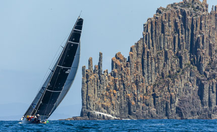 sydney hobart 232 alive il vincitore overall