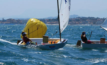 optimist senigallia nel prossimo week end