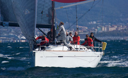 yacht club adriaco racing team la stagione agonistica entra nel vivo