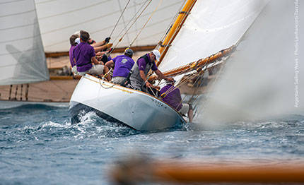 argentario sailing week day protagonisti vento fair play arte marinara