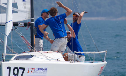 europeo 70 yc rimini jcurve das guidano le final series
