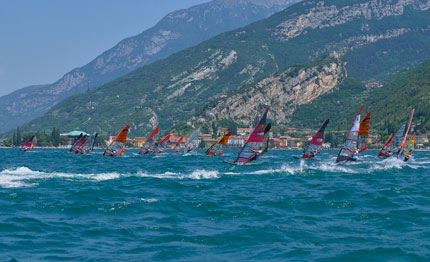 windsurf bruno martini piglia tutto alla rrd one hour classic