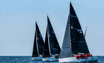 melges 32 world league riva del garda