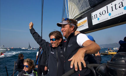 fast and furio one ocean foundation insieme alla barcolana