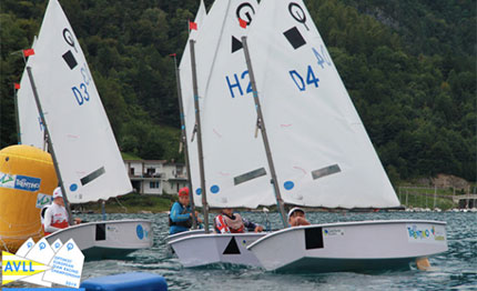 bene il team italiano all europeo optimist squadre