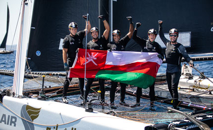 gc32 la finale in oman