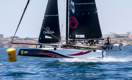 sar 224 lotta all 8217 ultimo bordo alla gc32 riva cup