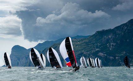 classifica cortissima alla melges 20 russian cup