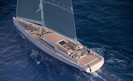 maxi swan si affidano onesails
