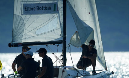 ettore botticini cnva argento all europeo match race