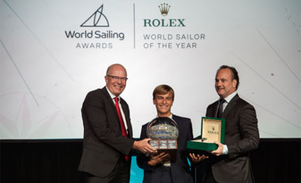 il world sailor of the year 2019 232 marco gradoni