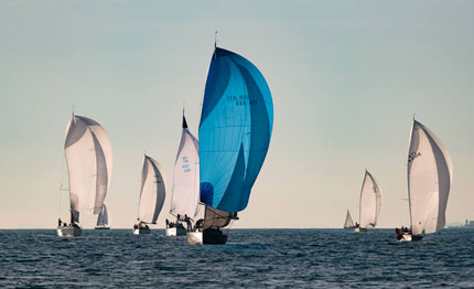 sanremo primo week end autunno in regata west liguria