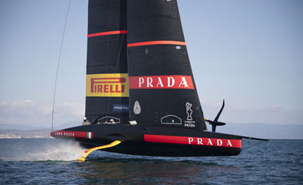luna rossa un open day per 800 fortunati