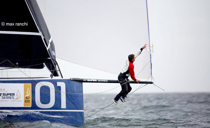 52 super series la classifica si accorcia azzurra tiene botta