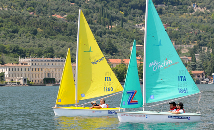 garda nel week end il vela day di federvela