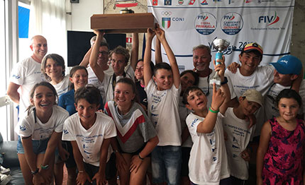 optimisti nel week end il vi trofeo ezio astorri