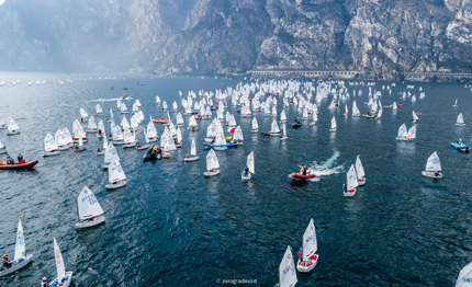optimist 30 giorni al 38 176 meeting del garda