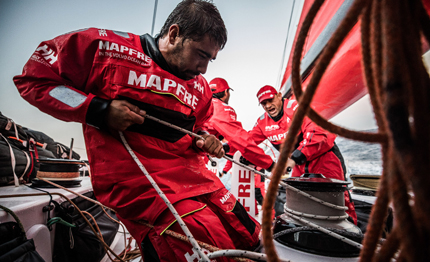 helly hansen official partner di the ocean race