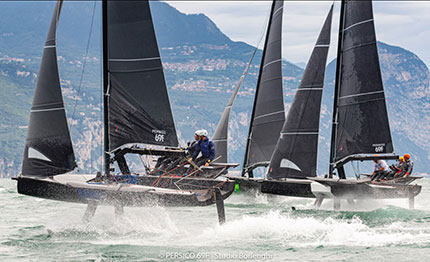 garda persico 69f zeta racing dutch sail janssen de jong in fiale