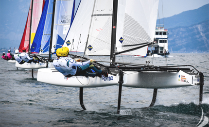 vela olimpica 35 azzurri in germania per la 138ma kiel week