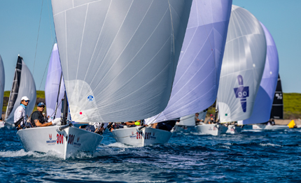 melges 20 world championship nel day brontolo allunga le distanze