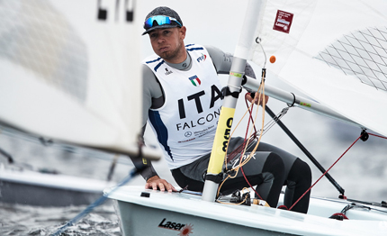 danzica penultimo giorno di regate all europeo laser