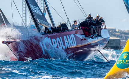flash middle sea race la line honours tra monoscafi love poland